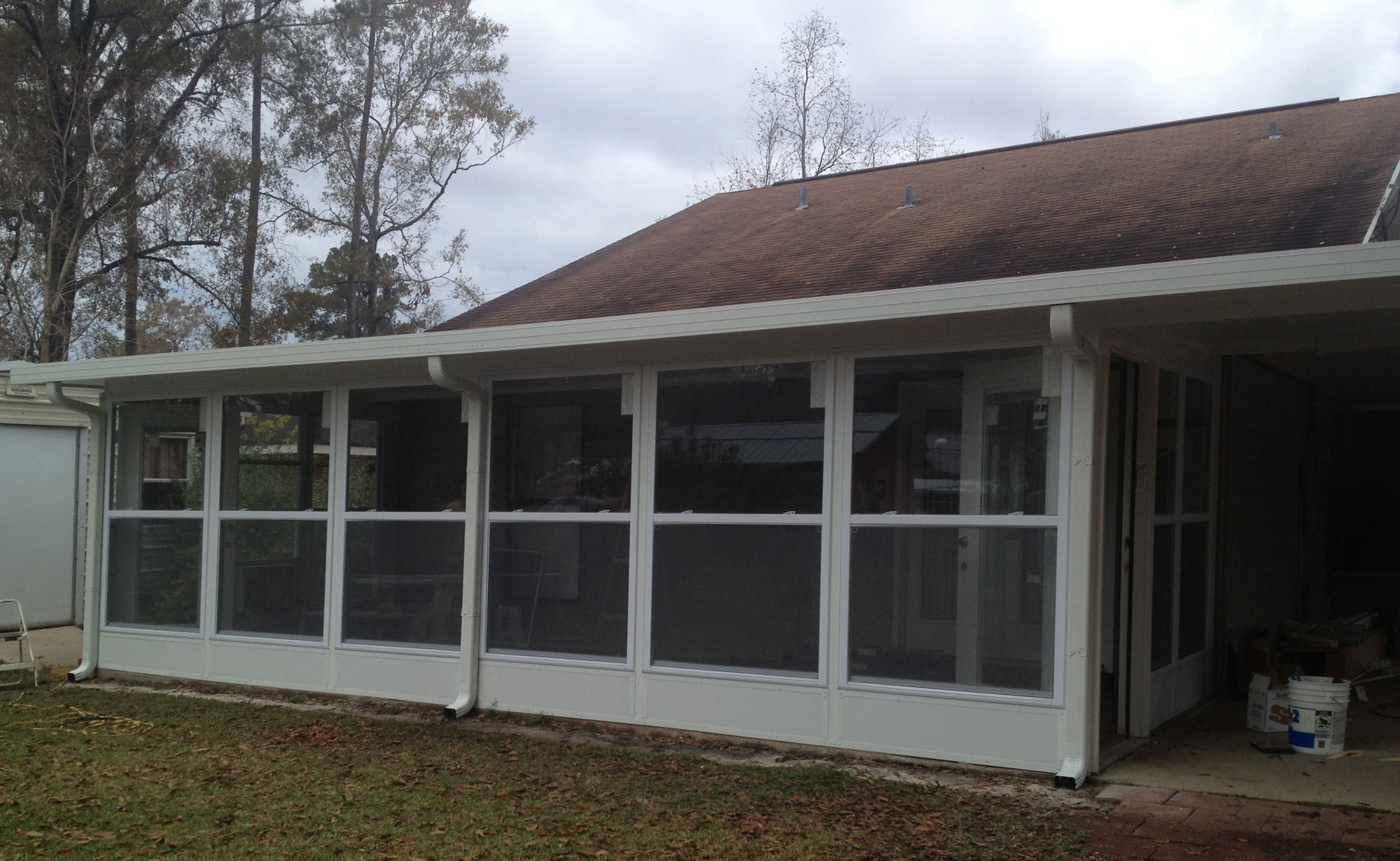 Patios Screen Rooms & Glass Enclosures Mayeaux Building Products